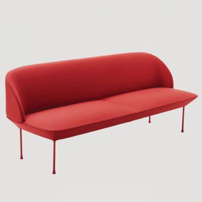 丹麦大师家具设计网 艺小户型客厅沙发单双三人沙发酒店别墅样板房家具 宜家定制