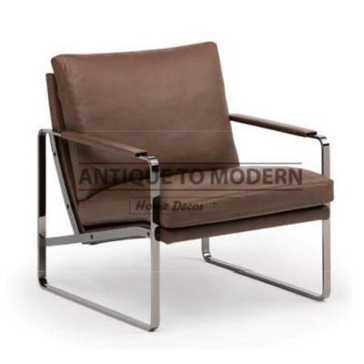 不锈钢电镀无指纹亮光 钢 单人位沙发椅 规格可定制颜色可定制 圆角边处理