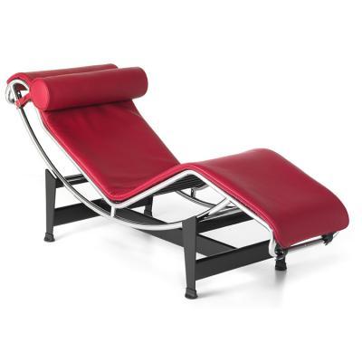 奢侈品家居 极简主义 Cassina lc 躺椅地产样品房 家用商用家具设计