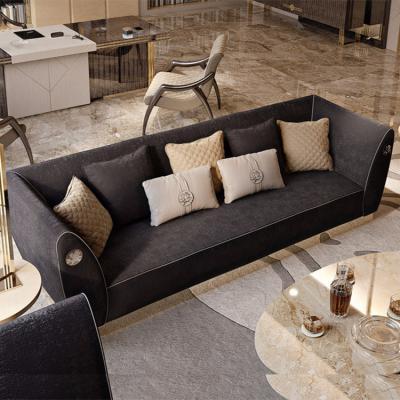 Bizzotto SYMPHONY  Sofa 交响乐沙发 几何弯曲线条双人多人沙发