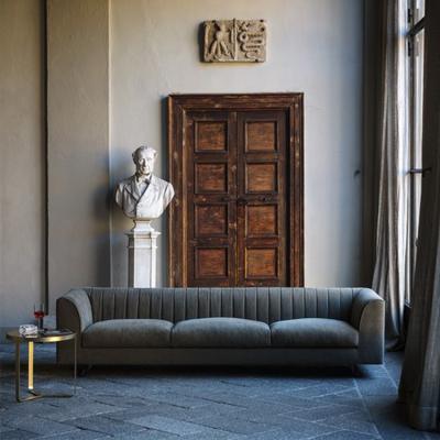 Tacchini QUILT Sofa by PearsonLloyd 被子沙发 切片分割切块线条沙发