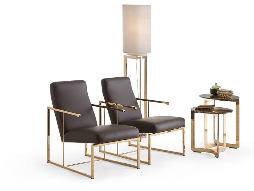 茶几不锈钢椅子大全 电镀单人双人三人金色布艺PU西皮皮革沙发 可定制