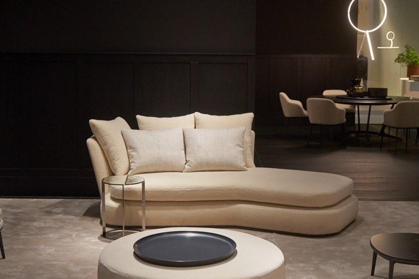 2019年新款 阿波罗软垫织物午休沙发床铺 Maxalto APOLLO Day bed  设计师店铺家具
