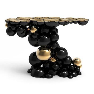 Boca do Lobo NEWTON 牛顿玄关桌牛顿餐桌 无视物理定律重力家具