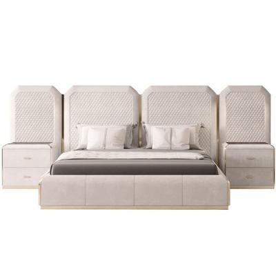 国外设计师家具床铺 资本的集合 猎户座XL 富贵财富床The bed