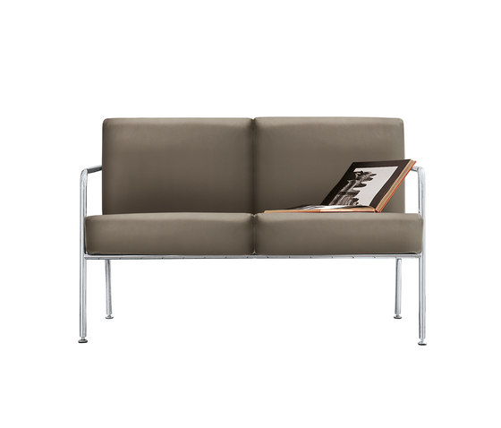 意大利设计师家具 比利沙发 单人无扶手沙发 双人 脚踏组合沙发
