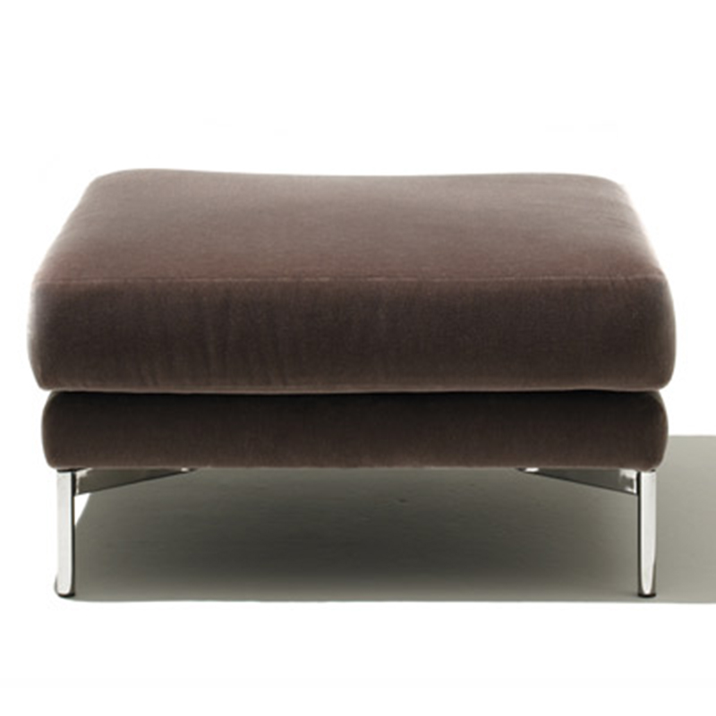 意大利 皮埃尔• 里梭尼奥斯曼帝国 沙发脚踏 凳墩榻吧凳凳子布艺革超纤皮真皮定制小户型样品沙发
