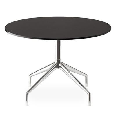 意大利 乌维•费舍尔 不锈钢异形脚架 餐桌角几茶几边几桌子 实木大理石桌