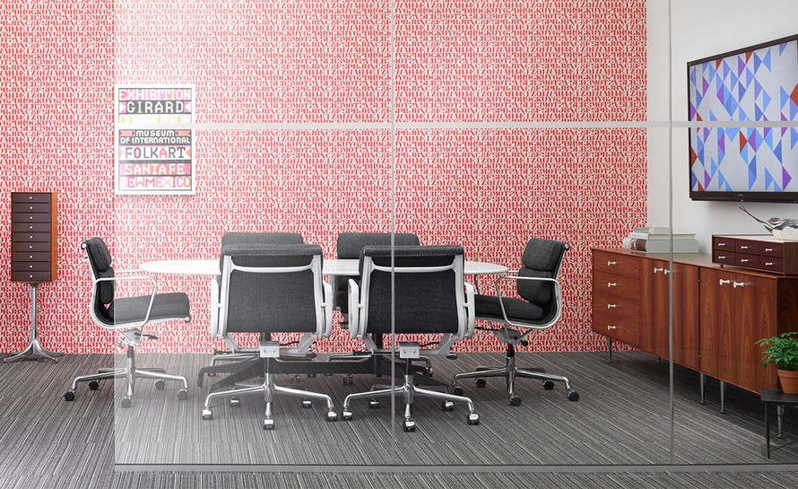 伊姆斯铝组椅铝合金老板椅 低背版不锈钢可转脚设计师转椅高背真皮软包电脑椅 休闲椅行政会议椅