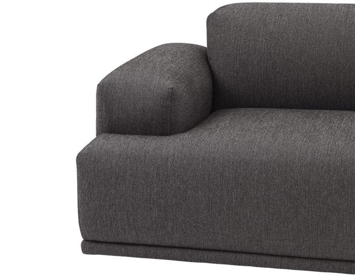 挪威设计师 连接u型组合沙发 安德森设计事务所 布艺皮革真皮 落地沙发 多人会议沙发
