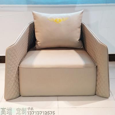 BENTLEY HOME单人位宾利家居蝴蝶扶手椅 八字休闲椅 沙发椅 BUTTERFLY ARMCHAIR 双人位 三人位
