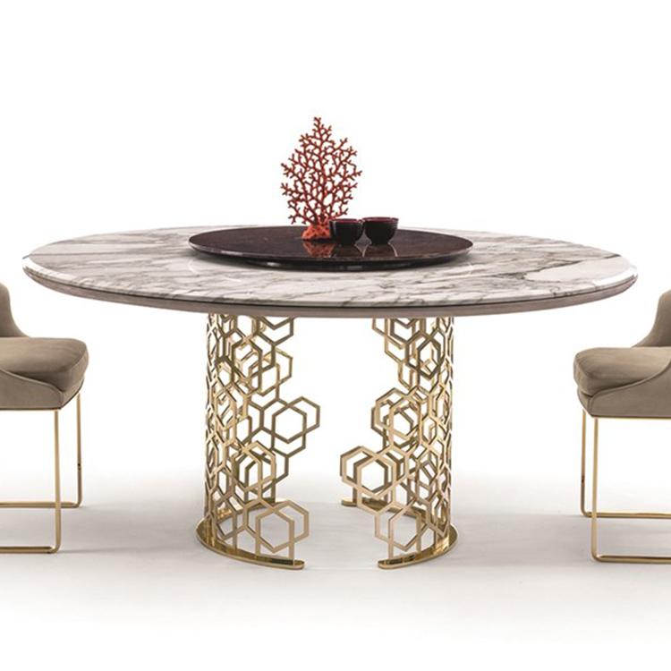 搂空脚系列 意大利Longhi茶几餐桌柜子菱形 菱角多边角格子不锈钢 大理石实木可定制茶几边几角几桌子椅子凳子脚踏家具