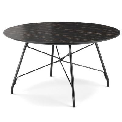 葡萄牙PRADDY ORCHARD table 室内外果园桌餐桌酒店会所五金实木铁艺家具可定制