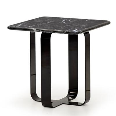 新中式意大利跑车公司跨业家具 阿斯顿马丁 茶几边几角几不锈钢电脑铁金属烤漆布艺皮质软包凳子两用