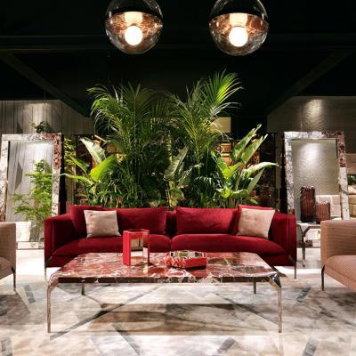 Visionnaire GENESIS  BEDROOM  卧室 茶几起居室设计案例  边几衣架柜 置物柜架 单人椅床铺设计