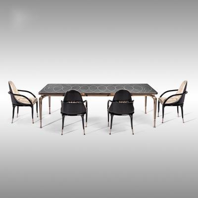 Visionnaire 餐厅系列设计案例 梁志天餐桌餐椅 Maria Serebryanaya