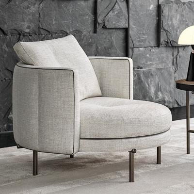 2020年新品 意大利新款Minotti 休闲鸟居沙发椅 日本设计师 Nendo
