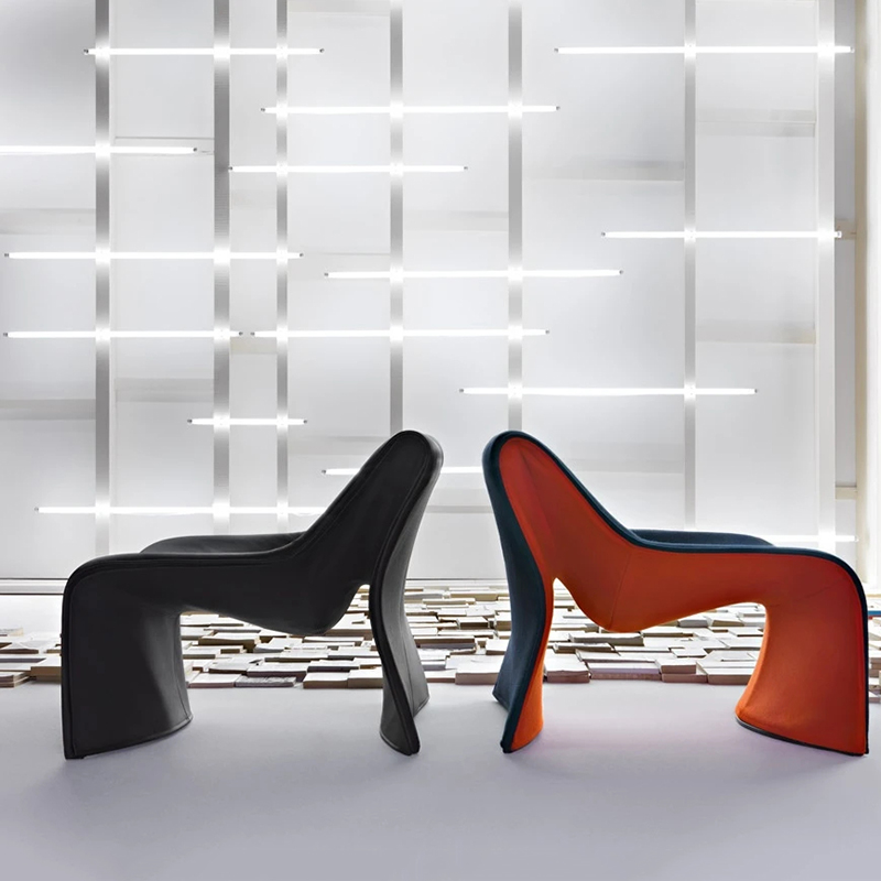 卡西纳高根鞋玻璃钢异形家具休闲椅