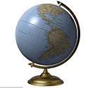 注明:世界各国、 地区区域划分 及北欧定义