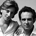Ludovica+Roberto Palomba卢吉朵拉五金喇嘛躺椅定制 家具 建筑设计师