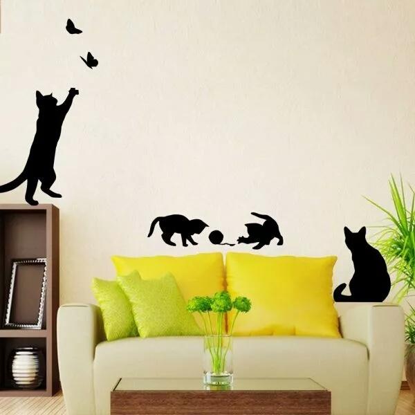 一只猫的奇思异想 童话般的作品